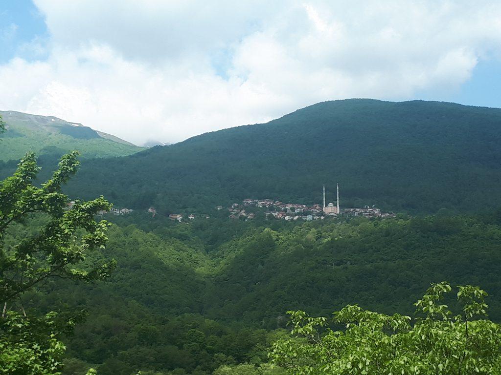 Kuzey Makedonya Kırsalı