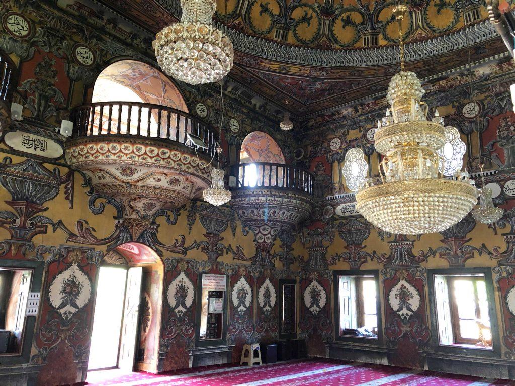 Alaca Camii İçi - Kalkandelen (Tetovo) Kuzey Makedonya