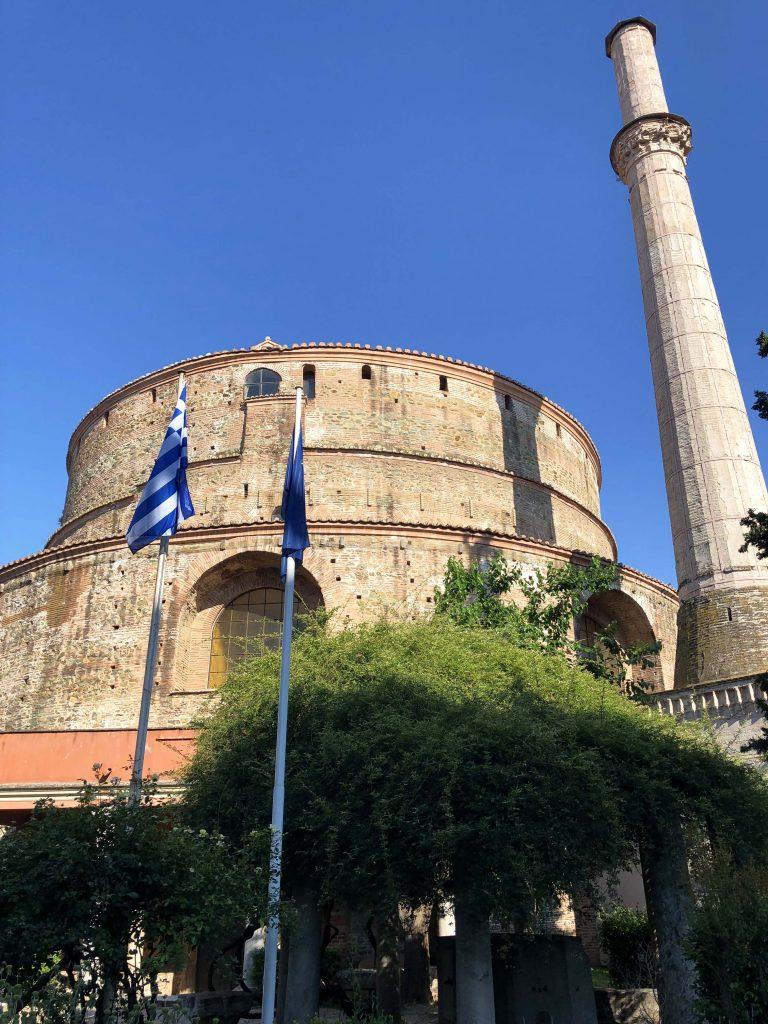 Rotunda Selanik'te Gezilecek Yerler Selanik Yunanistan