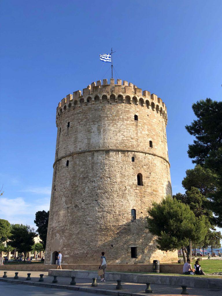 Beyaz Kule Selanik'te Gezilecek Yerler Selanik Yunanistan