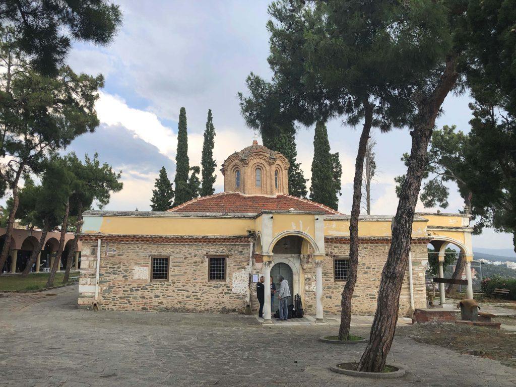 Vlatadon Manastırı Selanik'te Gezilecek Yerler Selanik Yunanistan