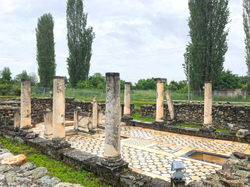 Heraclea Lyncestis Antik Kenti  Manastır - Bitola Kuzey Makedonya