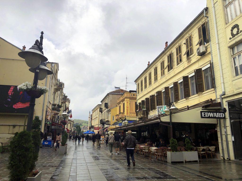 Shirok Sokak Manastır - Bitola Kuzey Makedonya