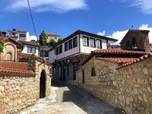 Ohrid Eski Şehir