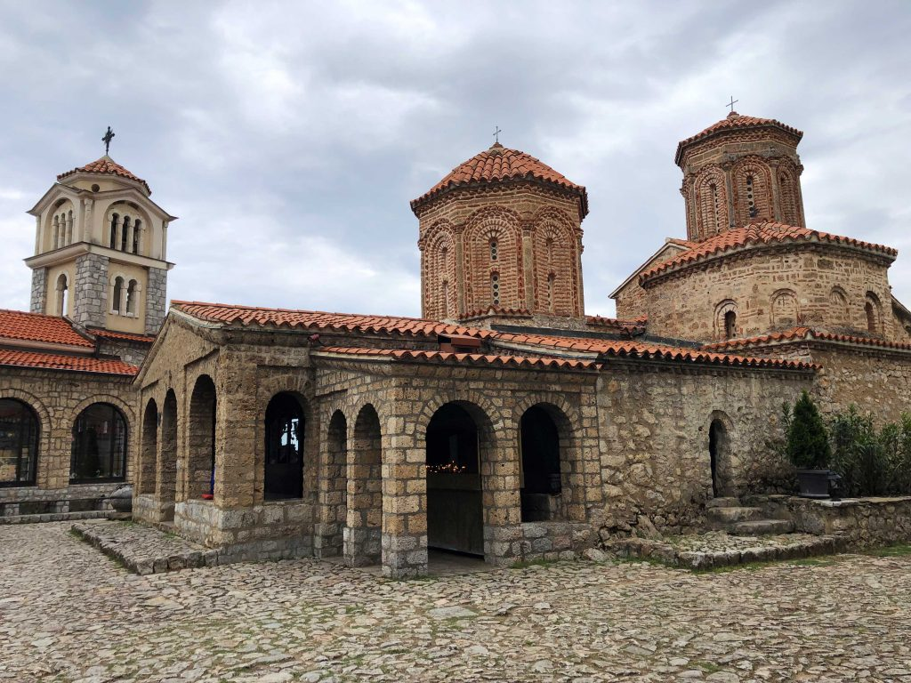 Sveti Naum Manastırı - Ohrid
