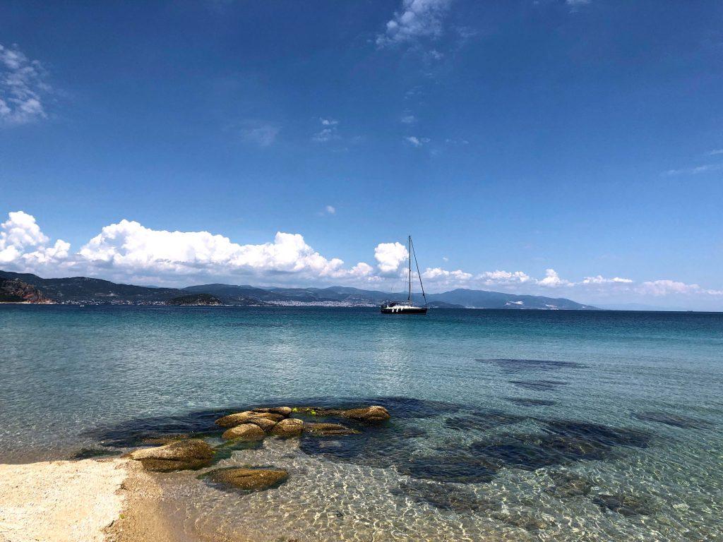 Vrasidas Beach - Kavala