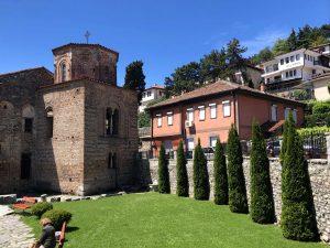 Aya Sofya Kilisesi - Ohrid