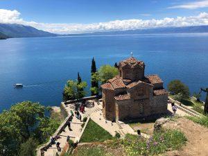 Sveti Jovan Kilisesi - Ohrid
