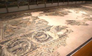 Venüsün Doğuşu Mozaiği